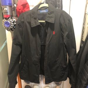 Men's Polo Jacket size medium